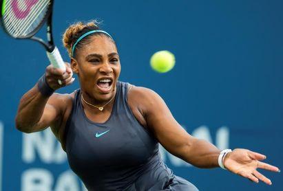 Serena Williams jugará la final de Toronto tras derrotar a Marie Bouzkova