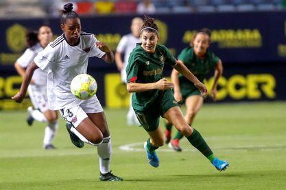 1-0. Un gol de Maite Oroz le da el pase a la final al Athletic