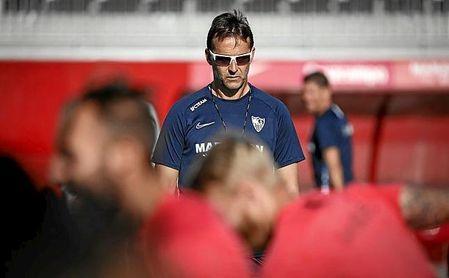 Lopetegui ha sido la gran apuesta de Monchi para su vuelta al Sevilla FC.