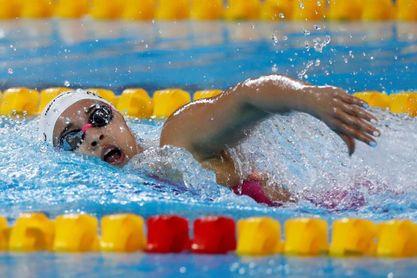 Pignatiello y los otros nadadores vuelven a Argentina tras los logros en Lima