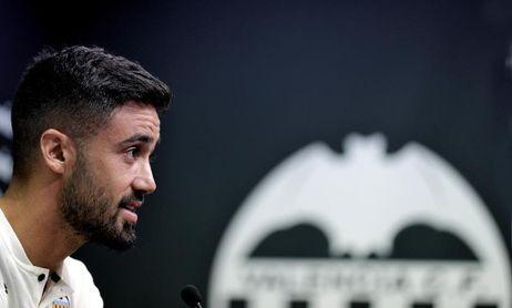 """Jaume Costa: """"Vengo a trabajar para estar al máximo cuando el míster quiera"""""""