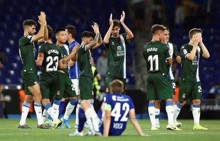 3-0. El Espanyol elimina al Lucerna y pasa de ronda