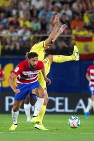 4-4. Villarreal y Granada empatan bajo un chaparrón de goles
