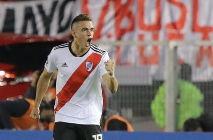 River goleó a Racing y ratificó su condición de candidato en la Superliga