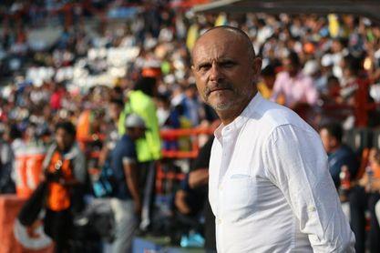El argentino Javier Torrente es despedido como entrenador del Morelia