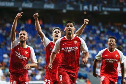 """Nolito: """"Tengo un año más de contrato y estoy muy contento en Sevilla"""""""