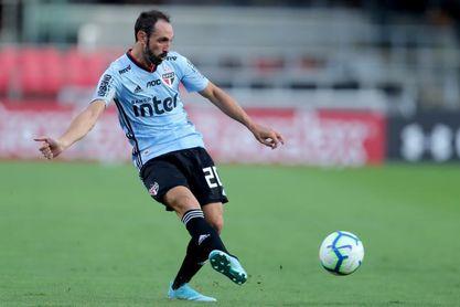 Los españoles Marí y Juanfran aparecen en el once ideal de la liga brasileña