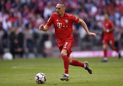 El Fiorentina anuncia el fichaje de Frank Ribery