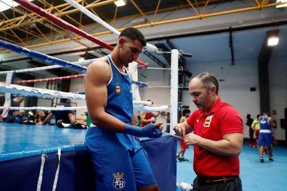 """Rafael Lozano: """"La primera medalla del boxeo femenino español es posible"""""""
