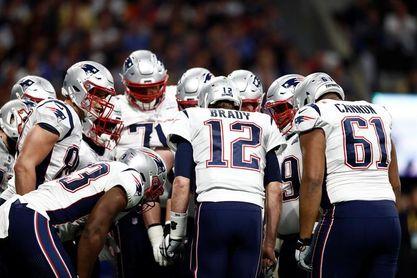 Brady lidera triunfo de Patriots; se lesiona Newton; brilla Arcega-Whiteside