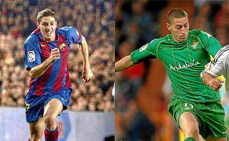 Damià Abella salió de la cantera del Barça y jugó más tarde en el Betis.
