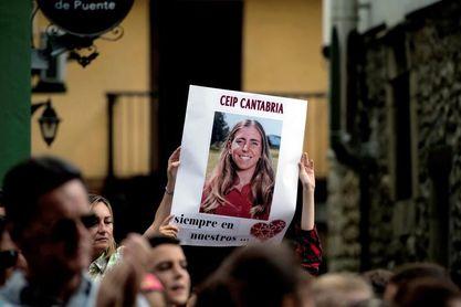 El hombre que asesinó a Celia Barquín pasará el resto de su vida en prisión