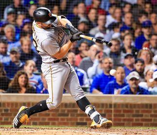 9-5. Cervelli remolca tres ante los Mets y los Bravos amplían su racha a seis victorias