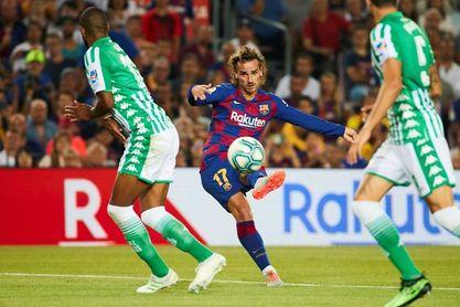 5-2. El Barcelona reacciona a ritmo de Griezmann