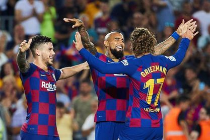 Claves de un Barça que vuelve a arrollar sin Messi