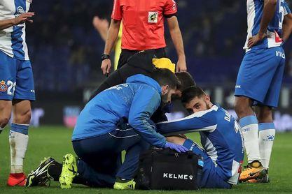 David López y Pablo Piatti reciben el alta, tras sendas lesiones en rodilla