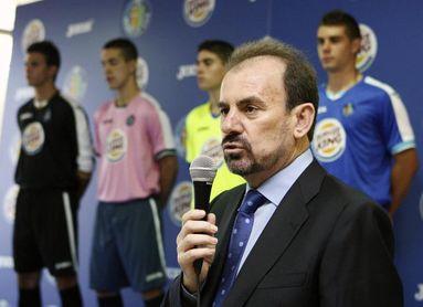 """Ángel Torres: """"Nuestro grupo es atractivo y muy igualado"""""""