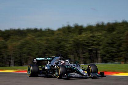 Vuelve la Fórmula 1 con el mítico circuito de Spa en Bélgica