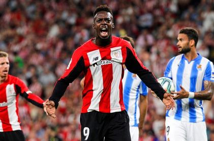 2-0.El Athletic duerme líder tras arrollar a la Real en San Mamés
