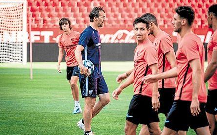 Un duro repecho para el Sevilla entre los parones