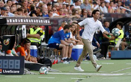 El Valencia sumó en la mitad de sus seis últimas visitas al Camp Nou