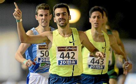 Kevin López, rumbo al Mundial de Doha.