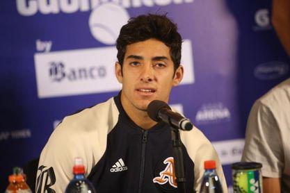 Nadal, Federer o Djokovic, ejemplos de tenis para los chilenos Garín y Jarry