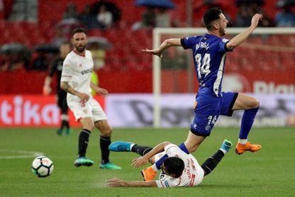 La imbatibilidad, en juego en el Alavés-Sevilla