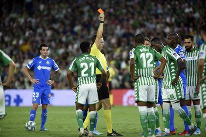 Real Betis-Getafe, en directo