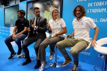 LaLiga y Danone renuevan su unión para promocionar el fútbol formativo