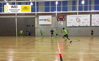 El fútbol sala es uno de los deportes que tendría cabida dentro del Grupo A de los Juegos Deportivos Municipales que organiza el IMD.