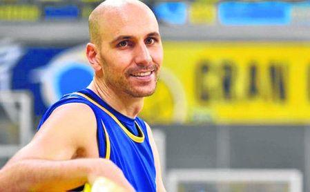 Albert Oliver fichó en julio por el Betis Baloncesto.
