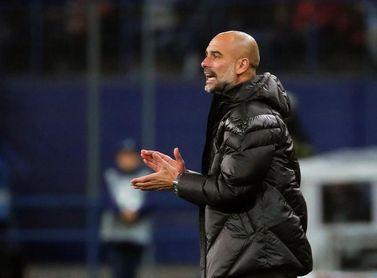 """Guardiola, sobre las lesiones en defensa: """"Nos los tomamos como un reto"""""""