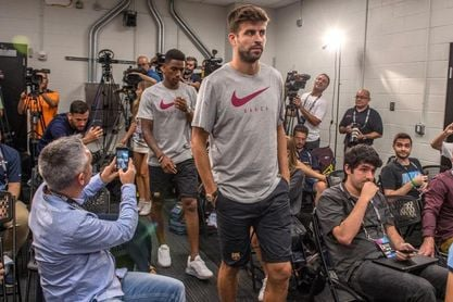 El Colegio de Periodistas carga contra Gerard Piqué por criticar a la prensa