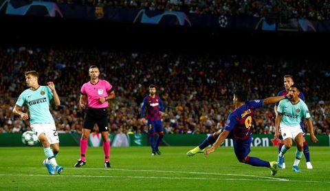 2-1. Suárez da un triunfo inimaginable al Barça