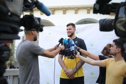 Huertas: El Madrid es un equipo con muchos puntos en las manos