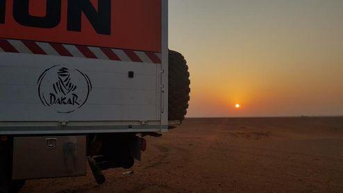 Así se hace un Dakar: Google Earth y 105 días en el desierto