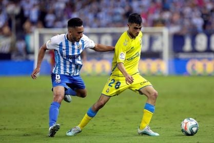 El Málaga pide el aplazamiento del partido por disponer sólo de 11 profesionales