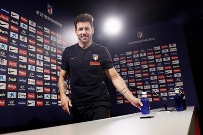 El Atlético se entrena sin Diego Costa ni Vitolo