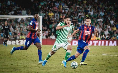 Fekir, tras los pasos de Zaha, Neymar y Di María