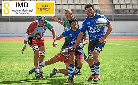 El Ciencias Cajasol logró este año el ascenso a la máxima categoría del rugby español.