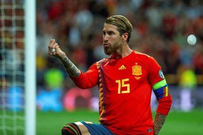 Odegaard ante el pleno español y el pase matemático a la Eurocopa