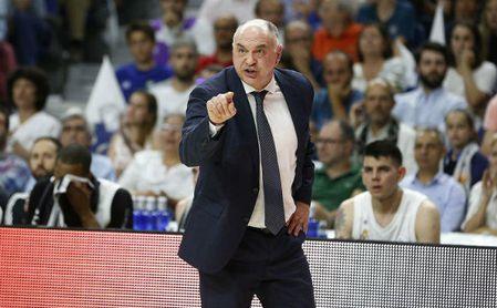 Pablo Laso, premio a mejor entrenador del año
