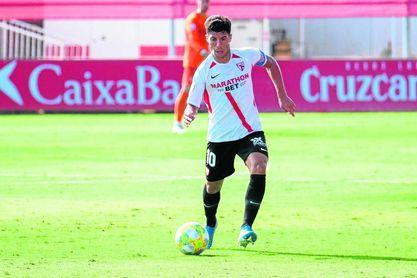 Mena fue protagonista en la última victoria en San Fernando y hoy apunta a titular.