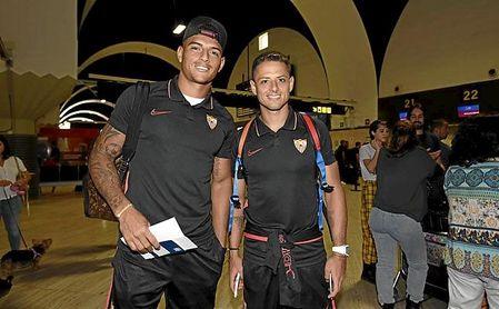 De seguir así, todo indica que Diego Carlos comenzará a usar pronto su pasaporte para viajar con Brasil.