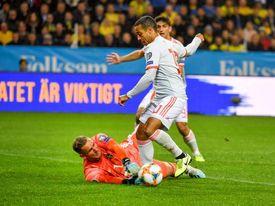 España se clasifica para la séptima fase final consecutiva de la Eurocopa