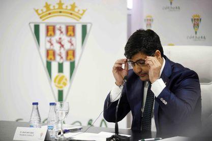 Competición suspende durante cuatro partidos al presidente del Córdoba
