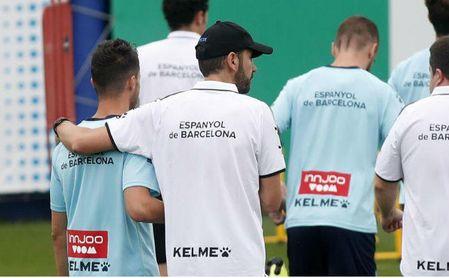 Corchia y Machín se reencuentran en el Espanyol