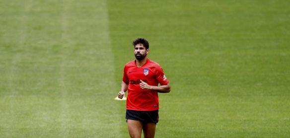 Diego Costa, contra su peor inicio goleador en doce años