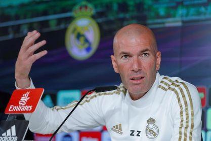 """Zidane asegura que su encuentro con Pogba fue """"pura casualidad"""""""